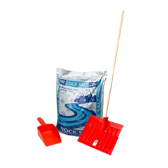 Salt & Shovel Kit