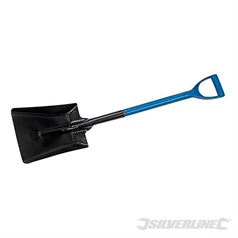 Steel Snow Shovel