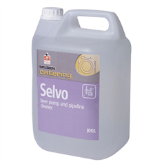 selvo, beer pump, cleaner, fast acting, powerful, beer lines,