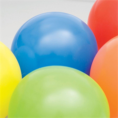 Balloons Assorted Colours x 500