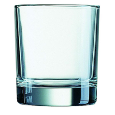Squat Glass Tumbler - 10.5oz