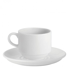 7oz Cup and Saucer