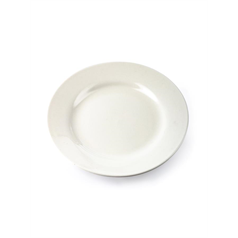 Wide Rimmed Plate - 17cm