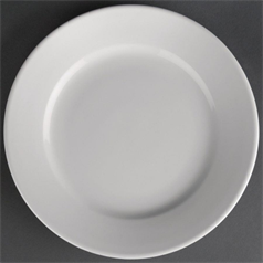 Athena Wide Rimmed Plate 6.5""