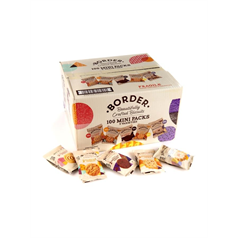 borders biscuits, snack packs, 5 flavours, mini packs, premium, quality