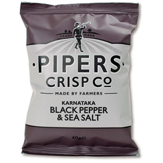 pipers crisps, tasty, crunchy, snack, workplace, office, break times, vending machine, tuck shop, quality, natural crisps