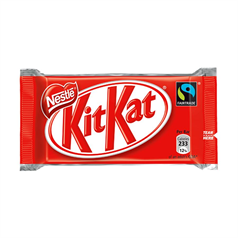 kit kat, snack, chocolate and wafer, sweet, crispy, chocolate, fairtrade