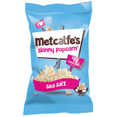 metcalfes skinny popcorn, salty, healthier snacking alternative, healthy choices, tuck shop, workplace, office snacks