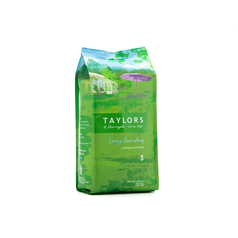 taylors of harrogate, lazy sunday, ground coffee, roasted and ground beans, arabica,