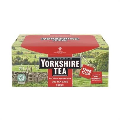 Yorkshire Tea Envelope Tea Bags