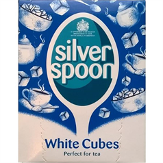 silver spoon, sugar cubes, hot drinks, sweeten, value for money, fairtrade