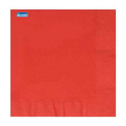 Swantex Napkins - Red - 40cm