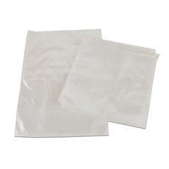 clear poly bag, catering disposable packaging, hygienic, store and display food,