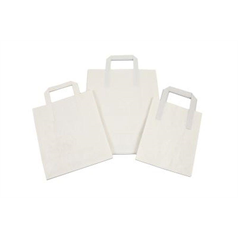 carrier bags, lightweight, multipurpose, everyday use, white, multi use