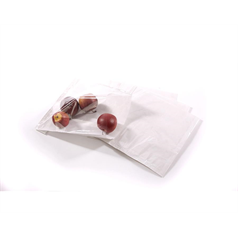 film front bags, catering dispoables, ideal to display products, transparent, food, catering