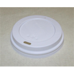Enjoy Hot Cups 8-9oz Lids - White