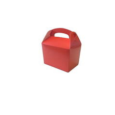 Meal Box - Red