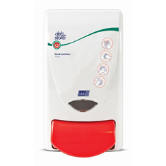 deb hand sanitiser, dispenser, practical, instant foam, mountable,