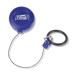 purell belt clip, sanitiser, mobile, clip, belt, portable, convenient, carrying, extendable