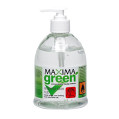 green, enviromentally friendly, sanitiser, kill germs, antibacterial,