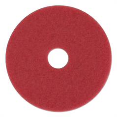 "Maxima Floor Pads - Red 17"" x 5"