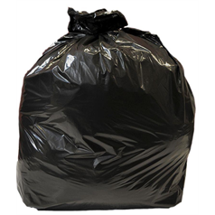 black sacks, heavy duty, waste, refuse, bin bags, high quality,
