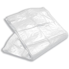 Pedal Bin Liners Strong - White