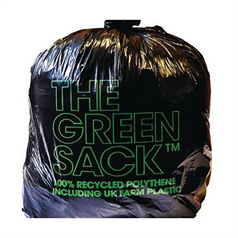 Heavy Duty Green Sack (GR0770) - x 10