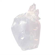 Refuse Sack - Clear