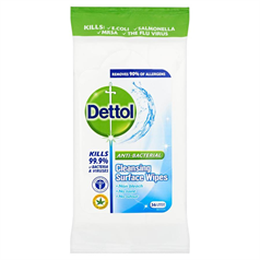 dettol, surface wipes, antibacterial, sanitising, food, catering, kitchen
