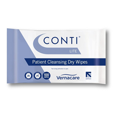 Conti Essentials Patient Cleansing Dry Wipes