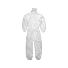 Coverall - White - Large