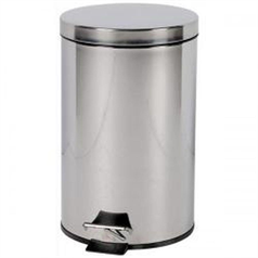 pedal bin, waste, refuse, rubbish, robust, quality, non slip,