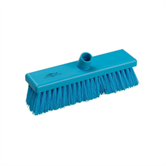 hygiene brush, durable plastic, medium head, sweeping, dusting,