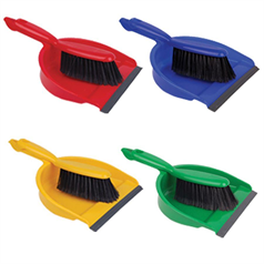 dustpan and brush, durable, practical, sweeping, long lasting