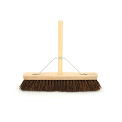 platform brush, durable, complete, sweeping, hardwearing