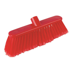 102916 Soft Broom Head Red 280mm
