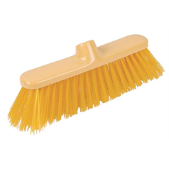 102916 Soft Broom Head Yellow 280mm
