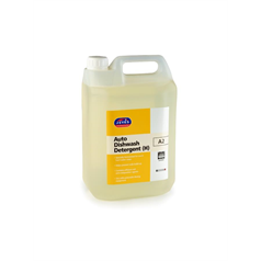 auto dosing, dishwash detergent, hard water, prevent build up,