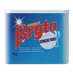 bryta, dishwash powder, stain removal, domestic, commercial