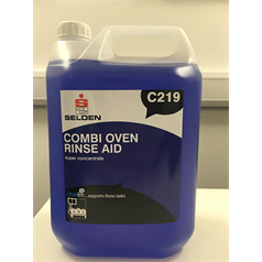 Combi Oven Rinse Aid - 5ltr