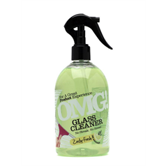 OMG Lime & Rosemary Glass Cleaner 500ml