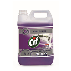professional kitchen cleaner, cif, disinfectant