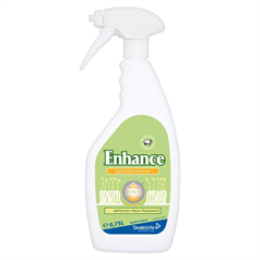stain remover, enhance, neutralise odours, apple fragrance, domestic and professional use,