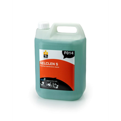 F014 Selclen S industrial Maintenance Cleaner 5ltr