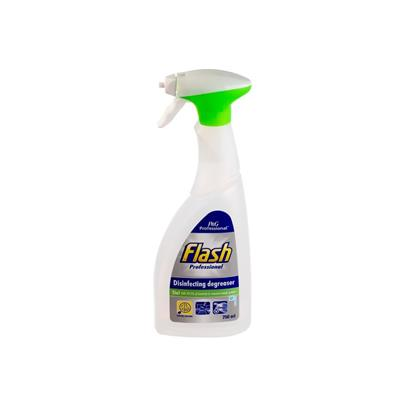 Flash Disinfecting Degreaser (6.1) - 750ml