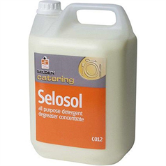 selosol, degreaser, food, catering, professional strength, no odour,