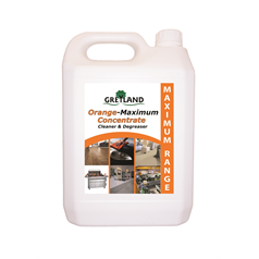 Orange Maximum Concentrate Cleaner Degreaser 5ltr