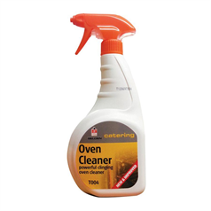 oven cleaner, trigger spray, effective, ready to use,