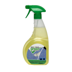 green, environmentally friendly, chewing gum remover, carpets, less effort